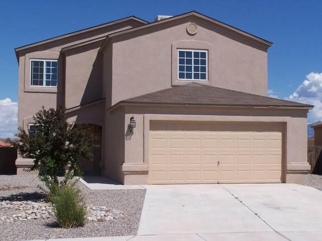 3548 Elder Meadows Drive NE, Rio Rancho, NM 87144 (MLS #1003465) :: Sandi Pressley Team