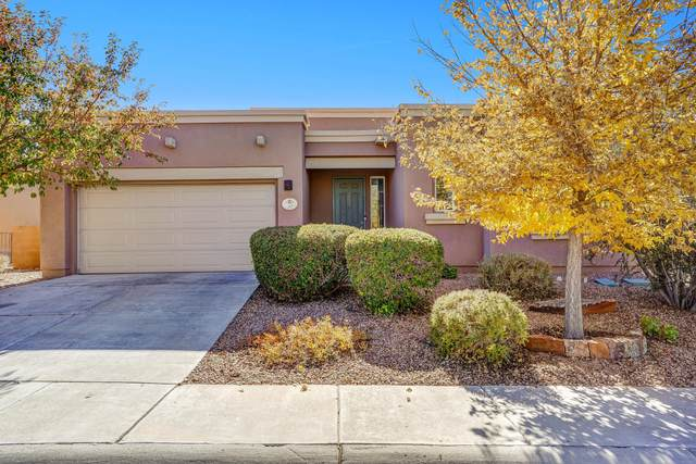 92 Via Orilla Dorado, Santa Fe, NM 87508 (MLS #1003466) :: The Buchman Group