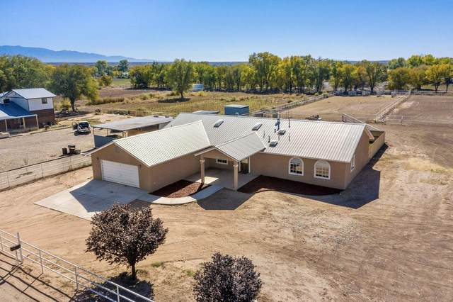 12 Benito Lane, Los Lunas, NM 87031 (MLS #1003474) :: Campbell & Campbell Real Estate Services