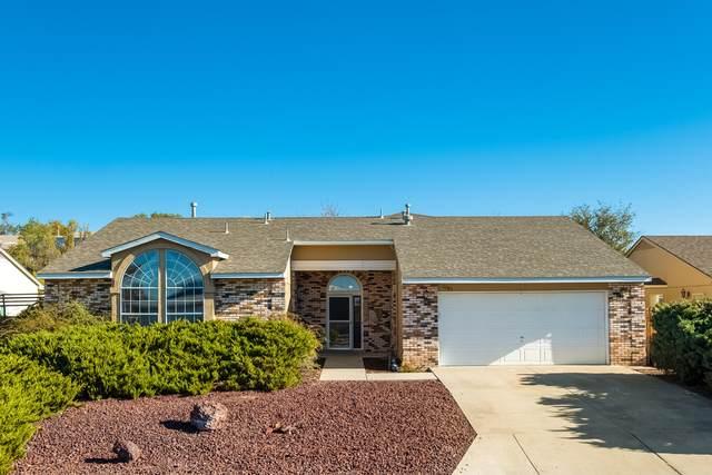 6083 Jack Rabbit Road NE, Rio Rancho, NM 87144 (MLS #1003477) :: Sandi Pressley Team
