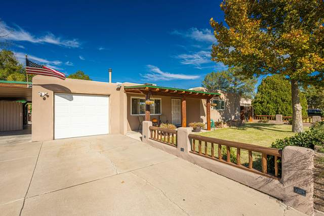 1409 Delamar Avenue NW, Albuquerque, NM 87107 (MLS #1003481) :: HergGroup Albuquerque