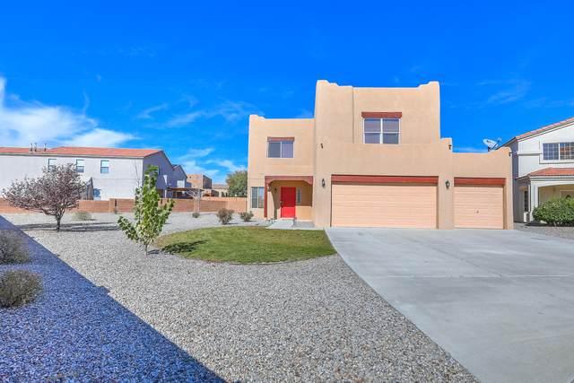 1415 Laguna Court NE, Rio Rancho, NM 87144 (MLS #1003484) :: Sandi Pressley Team