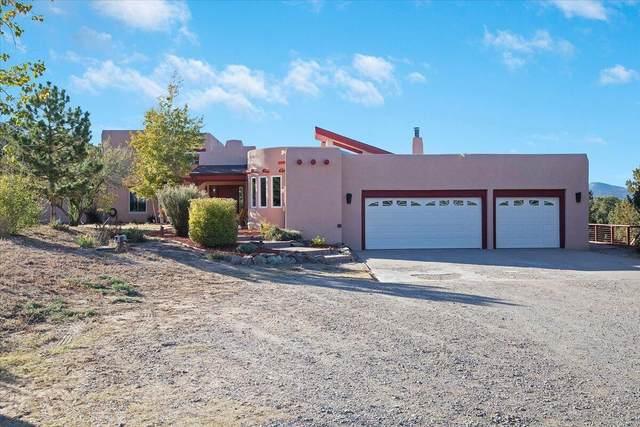 3 Lobelia Lane, Sandia Park, NM 87047 (MLS #1003486) :: The Buchman Group