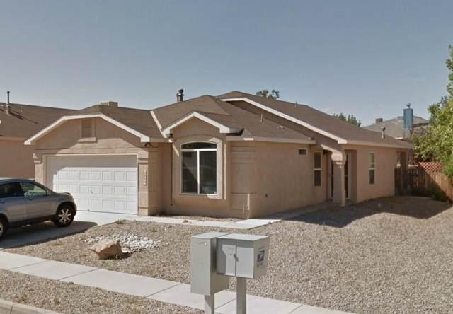 10323 Paso Fino Place SW, Albuquerque, NM 87121 (MLS #1003488) :: HergGroup Albuquerque