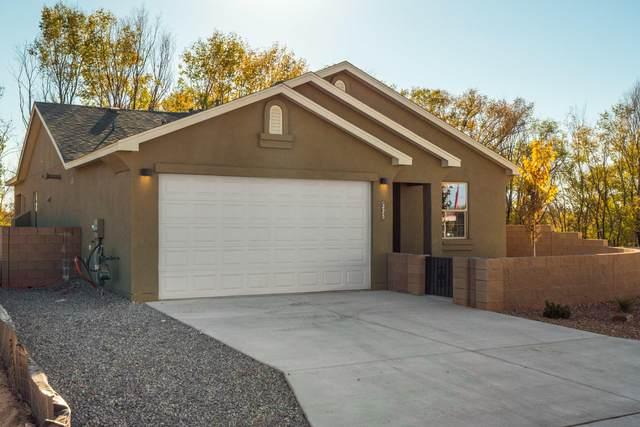 219 Piedra Lisa Street NE, Bernalillo, NM 87004 (MLS #1003492) :: Sandi Pressley Team