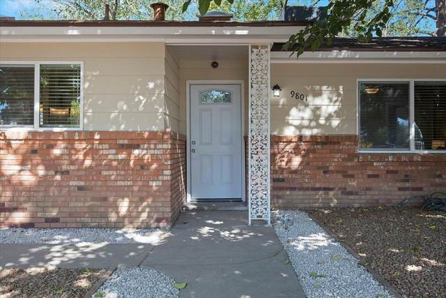 9801 Hannett Place NE, Albuquerque, NM 87112 (MLS #1003499) :: Campbell & Campbell Real Estate Services