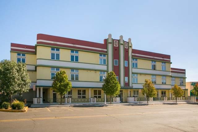 110 Richmond Drive SE #308, Albuquerque, NM 87106 (MLS #1003507) :: The Buchman Group