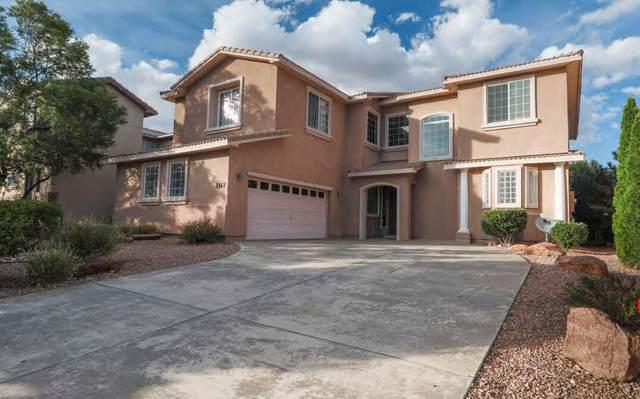 7147 Tree Line Avenue NW, Albuquerque, NM 87114 (MLS #1003511) :: The Buchman Group