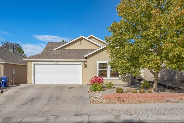 10527 Pamplona Street NW, Albuquerque, NM 87114 (MLS #1003515) :: The Buchman Group