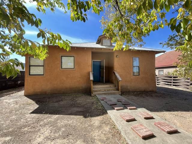708 Spruce Street, Magdalena, NM 87825 (MLS #1003521) :: Keller Williams Realty