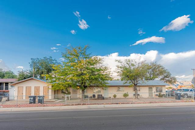 545 Dallas Street SE, Albuquerque, NM 87108 (MLS #1003526) :: The Buchman Group