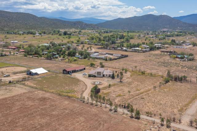 5 Camino De Caballo, Ranchos de Taos, NM 87557 (MLS #1003529) :: The Buchman Group
