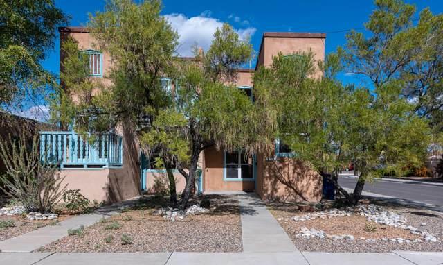 2201 New York Avenue SW, Albuquerque, NM 87104 (MLS #1003536) :: The Buchman Group