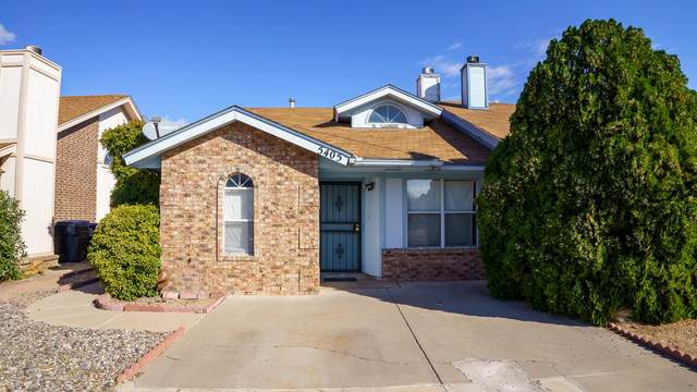 5405 Gold Rush Drive NW, Albuquerque, NM 87120 (MLS #1003553) :: Keller Williams Realty