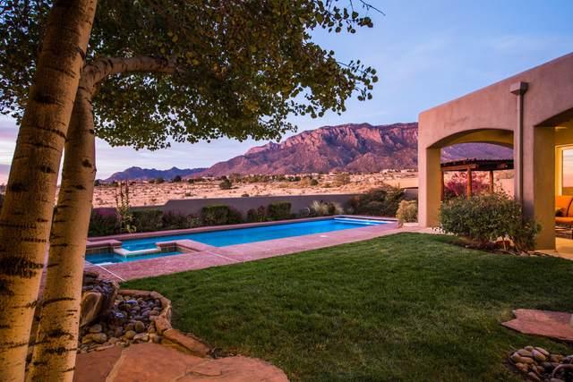 5409 High Desert Place NE, Albuquerque, NM 87111 (MLS #1003629) :: Keller Williams Realty