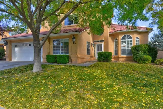4423 Rancho Largo Road NW, Albuquerque, NM 87120 (MLS #1003638) :: Keller Williams Realty
