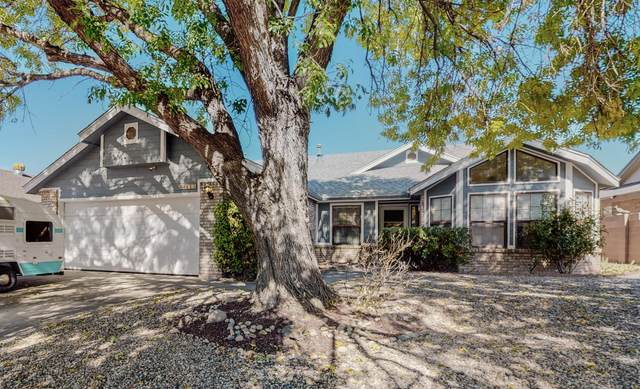4625 Thistle Avenue NW, Albuquerque, NM 87120 (MLS #1003646) :: Keller Williams Realty