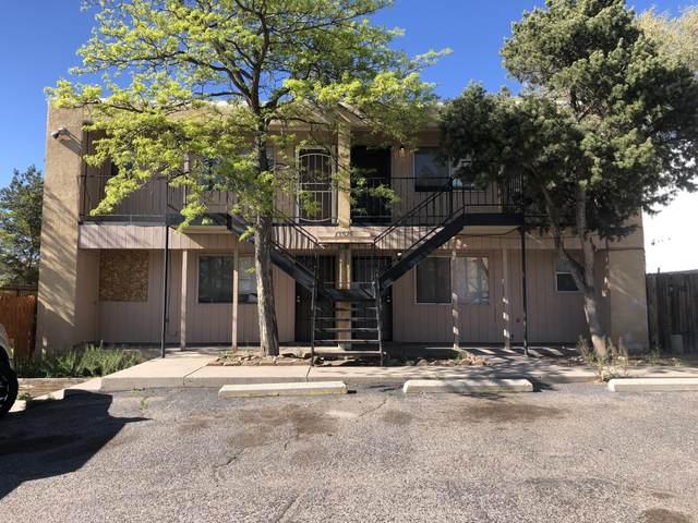 13515 Copper Avenue NE, Albuquerque, NM 87123 (MLS #1003647) :: The Buchman Group
