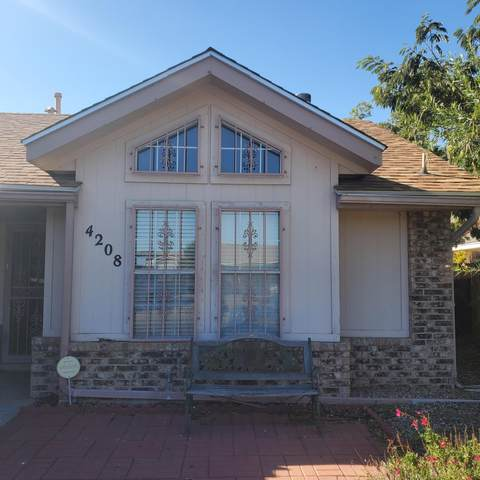 4208 Purple Sage Avenue NW, Albuquerque, NM 87120 (MLS #1003657) :: Keller Williams Realty