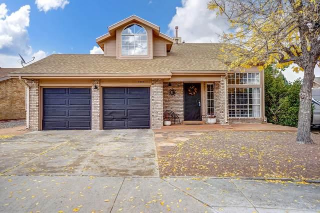 7112 Portulaca Drive NW, Albuquerque, NM 87120 (MLS #1003662) :: Keller Williams Realty