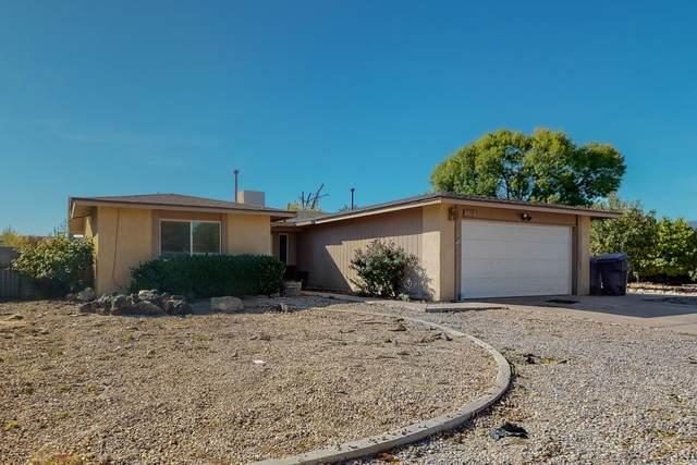 5208 Territorial Road NW, Albuquerque, NM 87120 (MLS #1003670) :: Keller Williams Realty