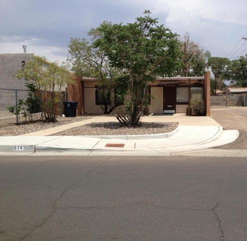 514 Monroe Street SE, Albuquerque, NM 87108 (MLS #810271) :: Campbell & Campbell Real Estate Services