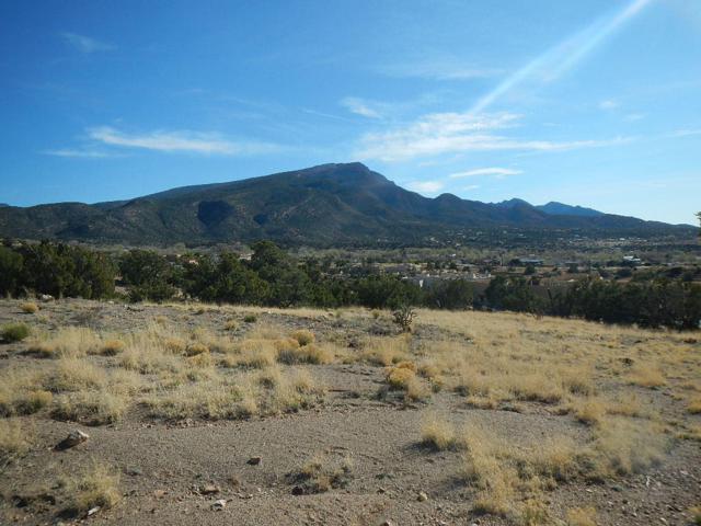 17 La Entrada, Placitas, NM 87043 (MLS #837045) :: Campbell & Campbell Real Estate Services