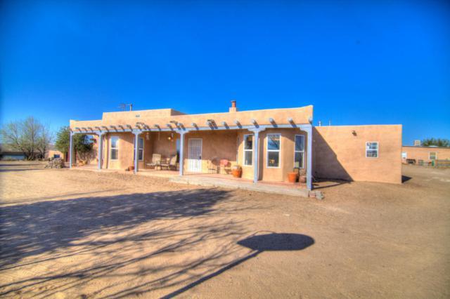 7 Vista Larga, Belen, NM 87002 (MLS #862329) :: Silesha & Company