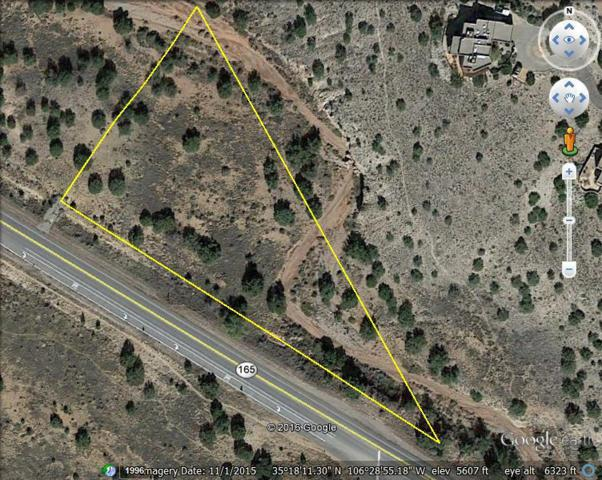 297 New Mexico State 165, Placitas, NM 87043 (MLS #873879) :: Campbell & Campbell Real Estate Services