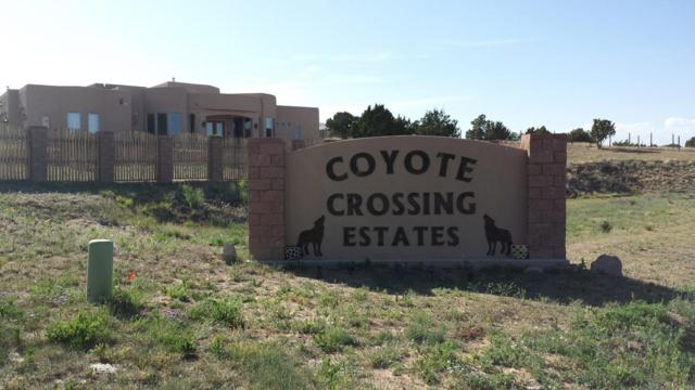 34 Camino Coyote, Edgewood, NM 87015 (MLS #883045) :: Campbell & Campbell Real Estate Services