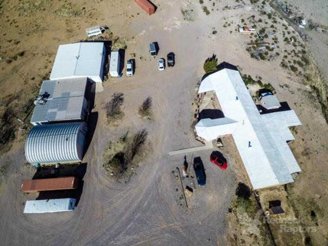 12124 Hwy 152, Caballo, NM 87931 (MLS #888086) :: Campbell & Campbell Real Estate Services