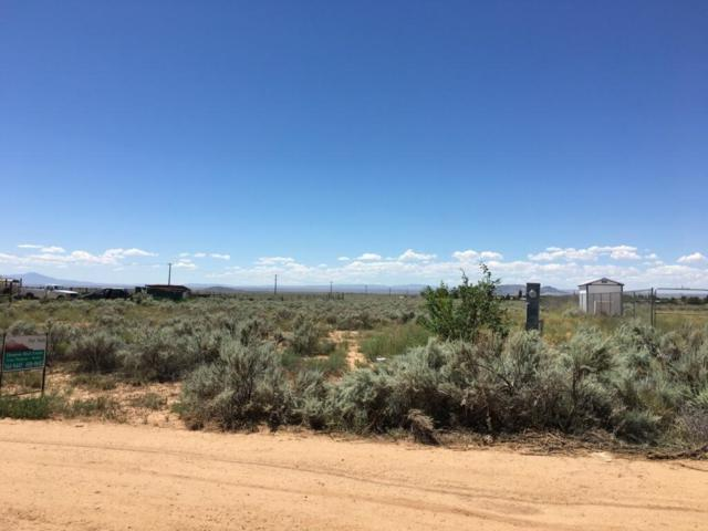 5 Pinto, Meadow Lake, NM 87031 (MLS #889162) :: Campbell & Campbell Real Estate Services