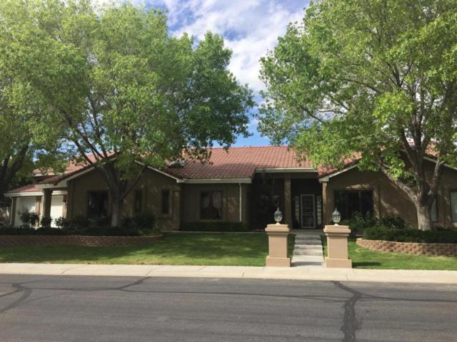 10117 Masters Drive NE, Albuquerque, NM 87111 (MLS #890390) :: Rickert Property Group