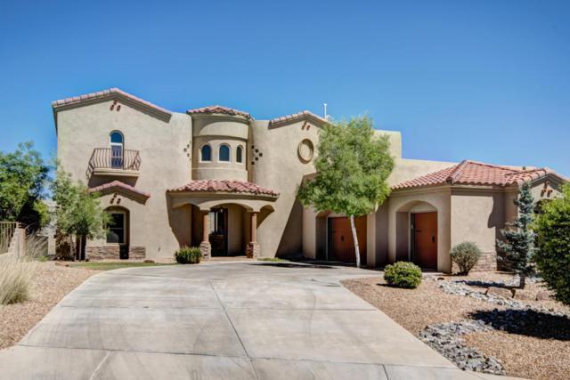 4508 Atherton Way NW, Albuquerque, NM 87120 (MLS #890839) :: Your Casa Team
