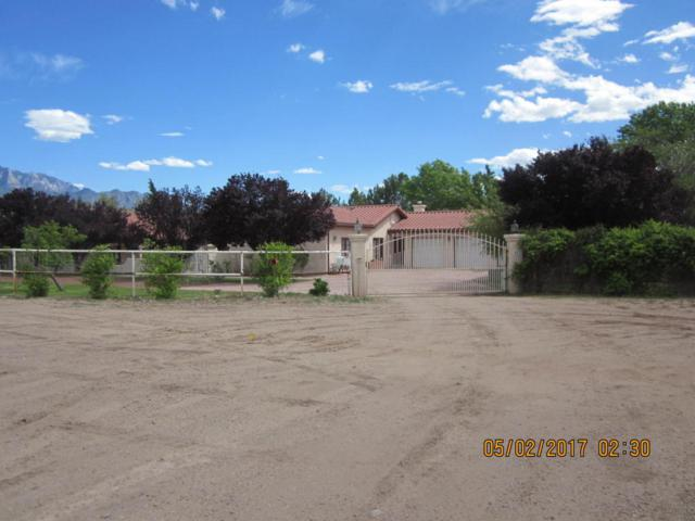 413 Santa Ana Circle, Bernalillo, NM 87004 (MLS #891339) :: Campbell & Campbell Real Estate Services