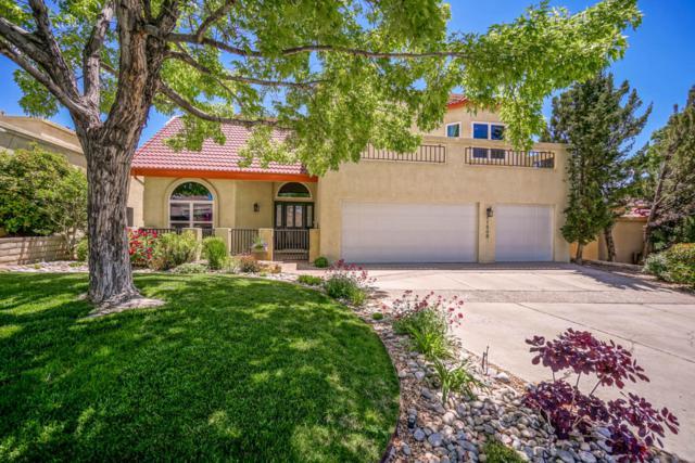 11508 NE Woodmar Lane NE, Albuquerque, NM 87111 (MLS #891758) :: Rickert Property Group