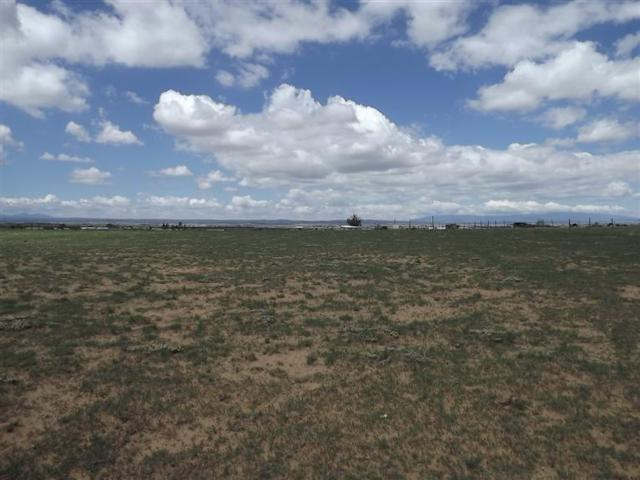 County Rd 12-A, Moriarty, NM 87035 (MLS #891900) :: The Bigelow Team / Red Fox Realty