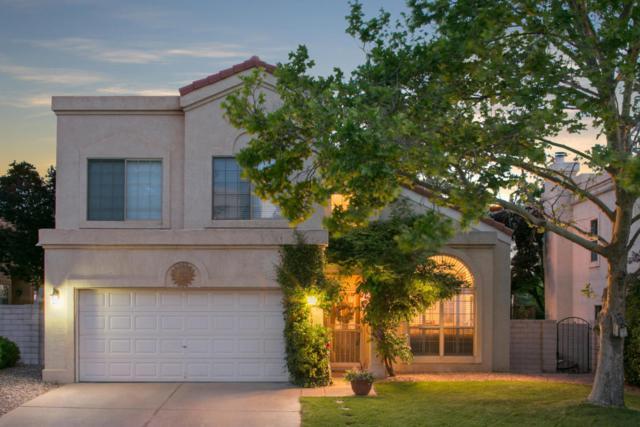 6809 Medinah Lane NE, Albuquerque, NM 87111 (MLS #892032) :: Rickert Property Group