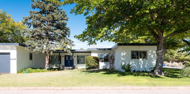 4029 Thaxton Avenue SE, Albuquerque, NM 87108 (MLS #892192) :: Your Casa Team