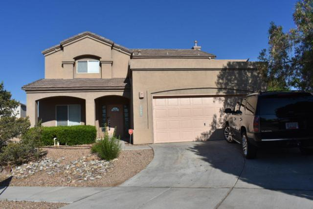 3931 NW Pinon Jay Court NW, Albuquerque, NM 87120 (MLS #893044) :: Your Casa Team