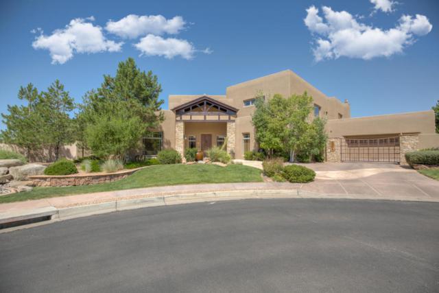 5301 High Canyon Trail NE, Albuquerque, NM 87111 (MLS #893741) :: Rickert Property Group
