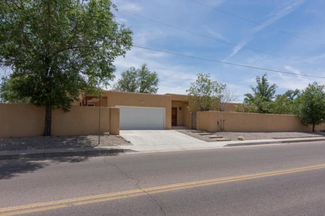 1100 Madison Street SE, Albuquerque, NM 87108 (MLS #893768) :: Your Casa Team