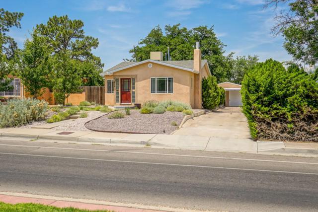 519 Carlisle Boulevard SE, Albuquerque, NM 87106 (MLS #894094) :: Your Casa Team