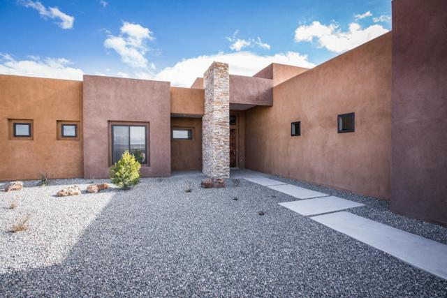 10 Sundagger Loop, Placitas, NM 87043 (MLS #894160) :: Rickert Property Group