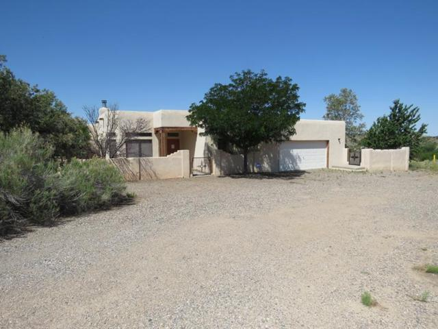 3 Martin Road, Placitas, NM 87043 (MLS #894282) :: Rickert Property Group