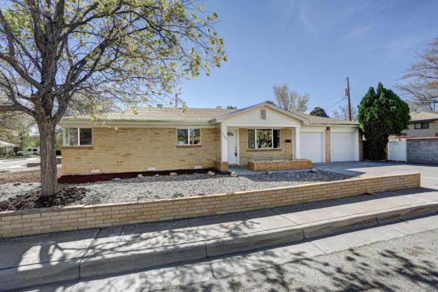 1500 Monroe Place SE, Albuquerque, NM 87108 (MLS #894343) :: Your Casa Team
