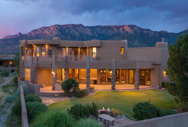 13512 Quaking Aspen Place NE, Albuquerque, NM 87111 (MLS #894345) :: Rickert Property Group