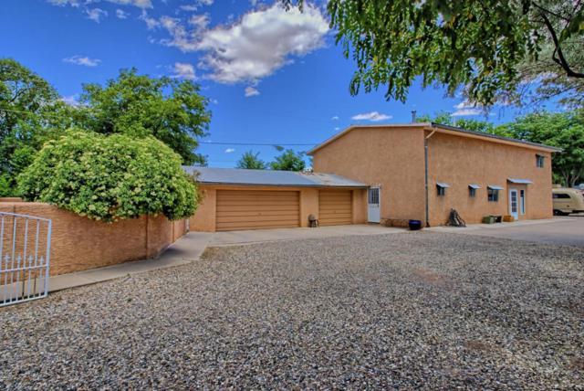 342 N Camino Del Pueblo, Bernalillo, NM 87004 (MLS #894472) :: Rickert Property Group