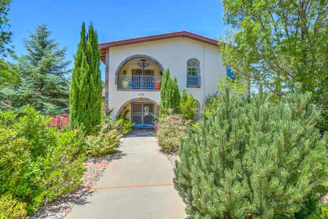 1109 Santa Ana Avenue SE, Albuquerque, NM 87123 (MLS #894584) :: Your Casa Team
