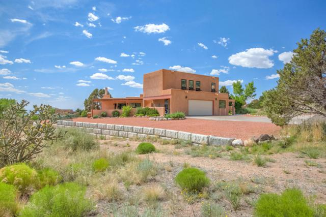 1199 Bobcat Boulevard NE, Albuquerque, NM 87122 (MLS #894667) :: Your Casa Team